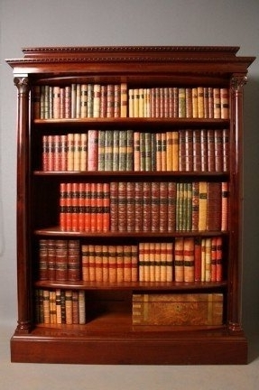 Favorite Mahogany Bookcases – Foter With Regard To Mahogany Bookcases (View 4 of 15)