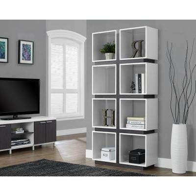 Favorite Monarch Bookcases In Bookcase – Monarch Specialties – Bookcases – Home Office Furniture (View 5 of 15)