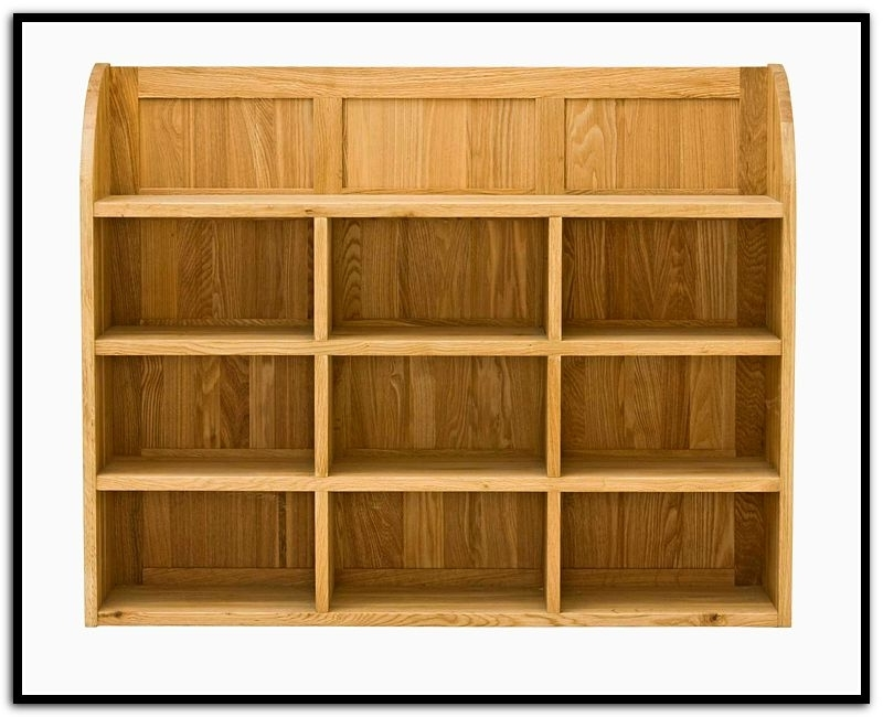 Favorite Natural Wooden Oak Wall Shelving Units – Wall Units Design Ideas In Oak Wall Shelving Units (View 4 of 15)