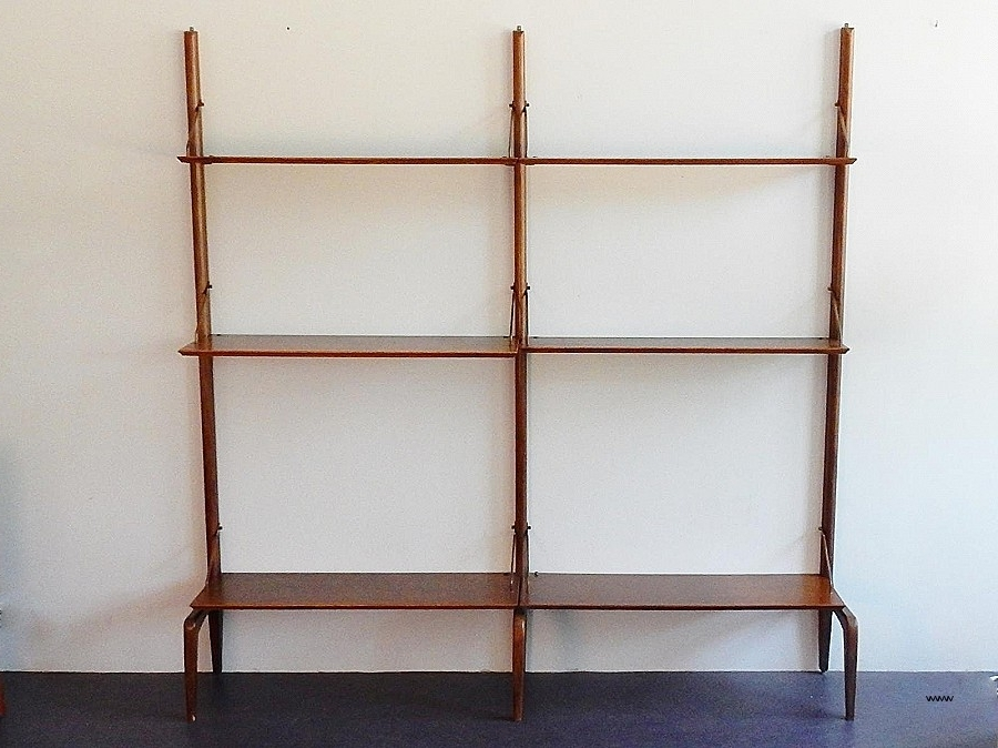 Favorite Wall Units: Oak Wall Shelving Units Elegant Freestanding Oak Wall Regarding Oak Wall Shelving Units (View 5 of 15)