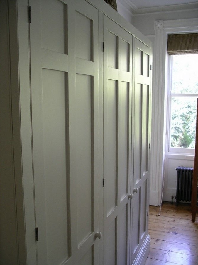 Fitted Bedroom Pertaining To Handmade Cupboards (View 5 of 15)