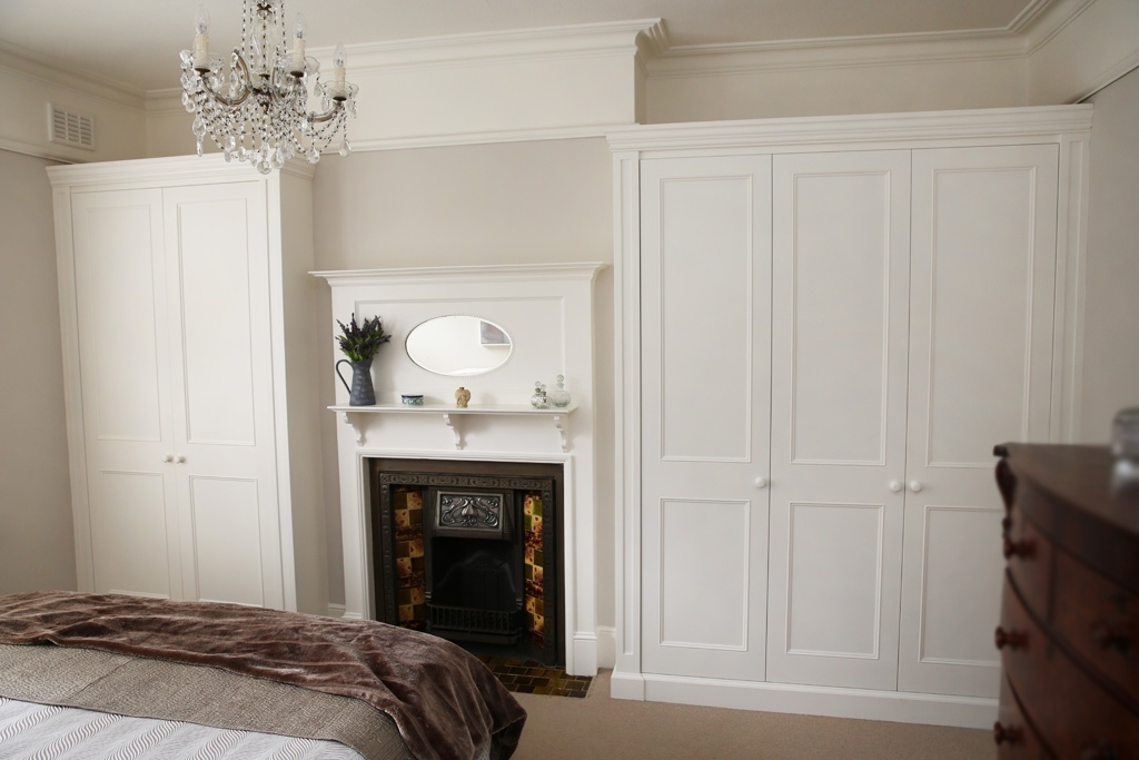 Fitted Bedroom Shaker Wardrobes (View 8 of 15)