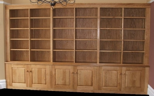 Fitted Bookcases In Famous Fitted Bookcases (View 4 of 15)