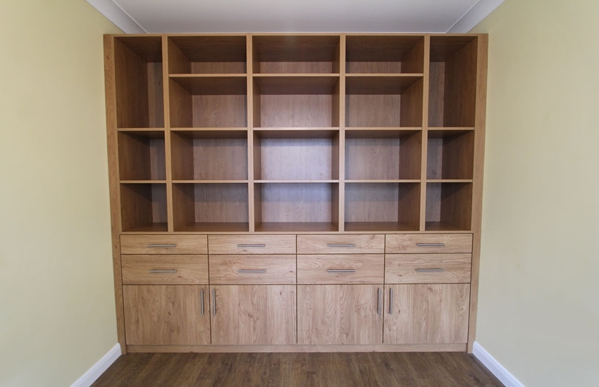 Fitted Cabinets Pertaining To Most Current Bespoke Fitted Storage Cabinets, Made To Measure Display Furniture (View 6 of 15)