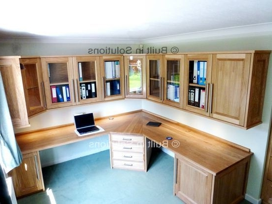 Fitted Office Furniture (View 4 of 15)