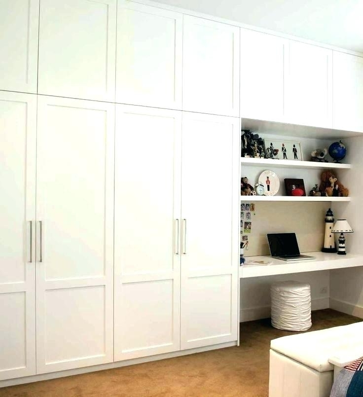 Fitted Shelving Systems Pertaining To Popular Wardrobe Storage Systems – Tourmix (View 14 of 15)