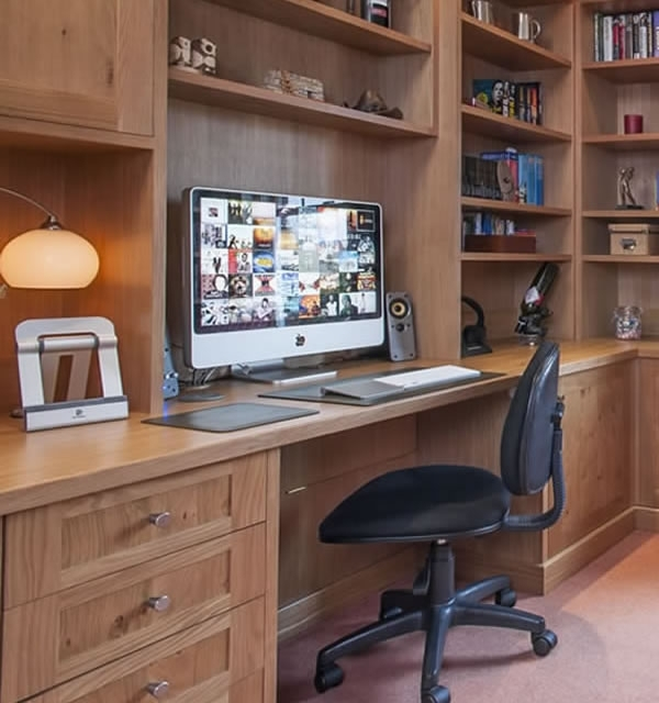Featured Photo of Fitted Study Furniture