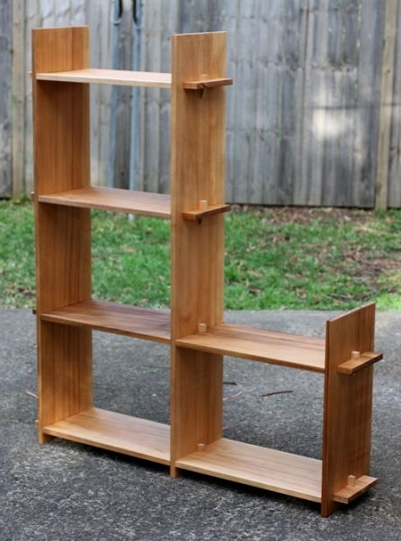 Featured Photo of Bookcases Flat Pack