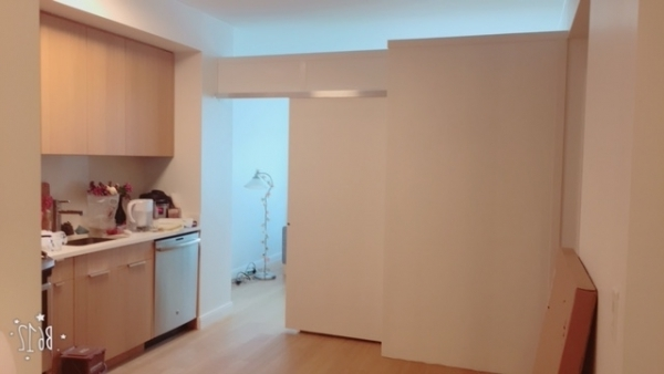 Freestanding Bookcase Divider Wall In Nyc – 1daywall With Most Up To Date Freestanding Bookcases Wall (View 6 of 15)