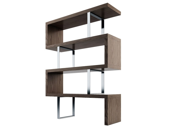 Freestanding Bookcases For Preferred 34 Freestanding Shelving Systems That Double As Room Dividers – Vurni (View 7 of 15)