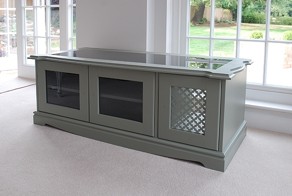 French Inside Bespoke Tv Stand (View 9 of 15)