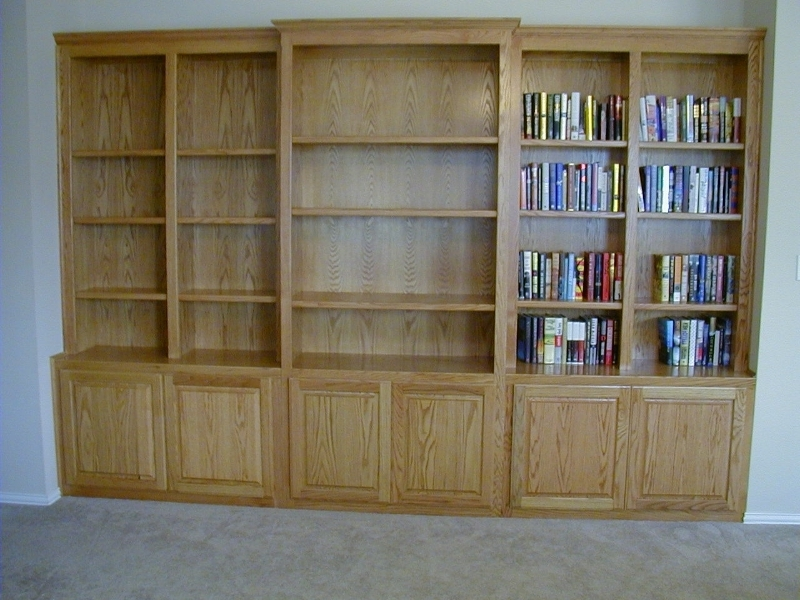 Full Wall Shelving Units Regarding Most Recently Released Full Wall Display Shelves – Wall Units Design Ideas : Electoral (View 6 of 15)