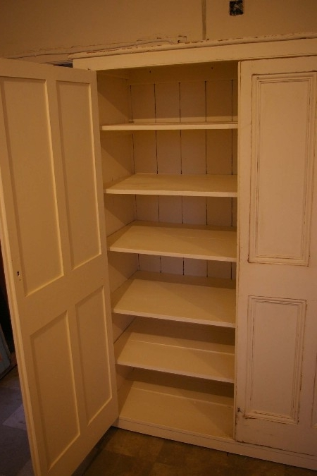 Featured Photo of Large Cupboard With Shelves