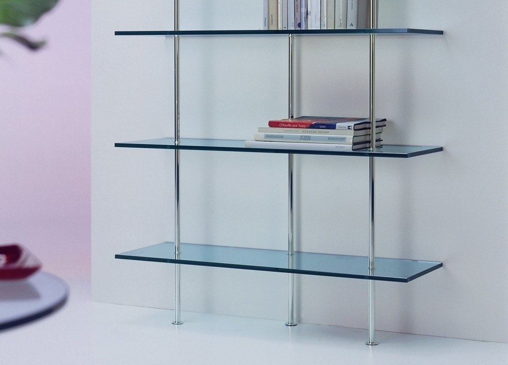 Glass Bookcases Inside Most Popular Glass Bookcase Bookcases Hoctropro Glass Bookcase In Bookcase (Gallery 9 of 15)