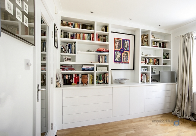 Featured Photo of Fitted Shelves And Cupboards
