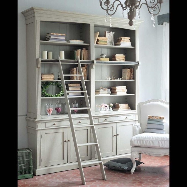 Grey Bookcases With Well Known 14 Best Bookshelf Images On Pinterest (View 3 of 15)