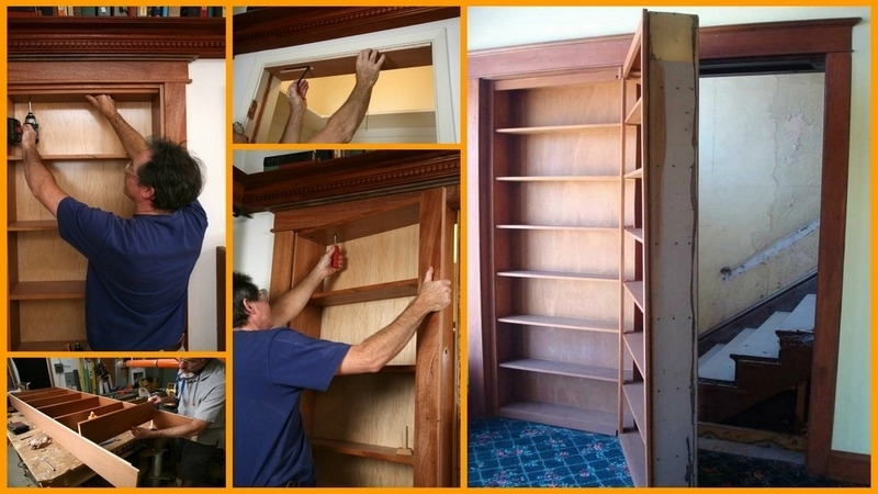 Guide Patterns Within Best And Newest Homemade Bookcases (Gallery 14 of 15)