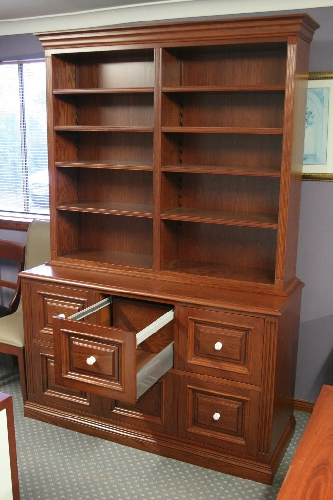 Hand Made Timber Furniture Within Classic Bookcases (Gallery 7 of 15)