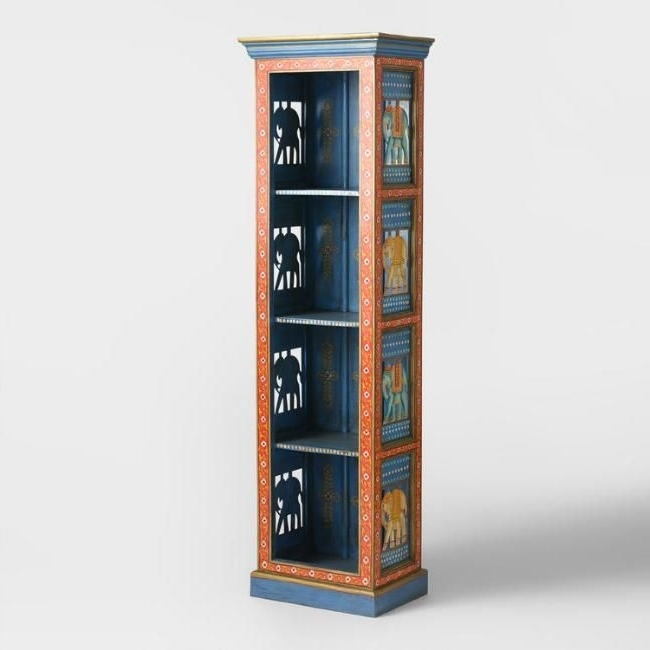 Hand Painted Bookcases Within Favorite 69 Best Bookcases Images On Pinterest (View 8 of 15)