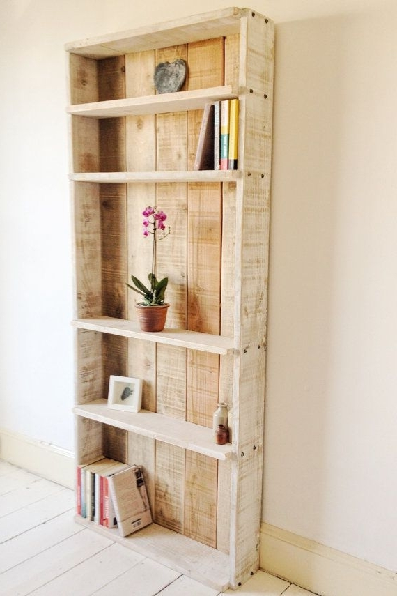Handmade Bookshelves For Best And Newest Best 25+ Handmade Shelving Ideas On Pinterest (Gallery 9 of 15)