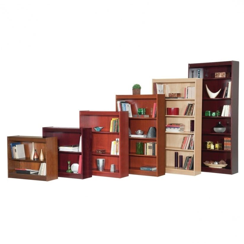 Heavy Duty Bookcases In Well Liked Desk : Innovative Heavy Duty Bookcases Remington Fantastic (View 12 of 15)