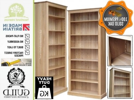 Heavy Duty Bookcases Intended For Current Heavy Duty Bookcases (View 9 of 15)