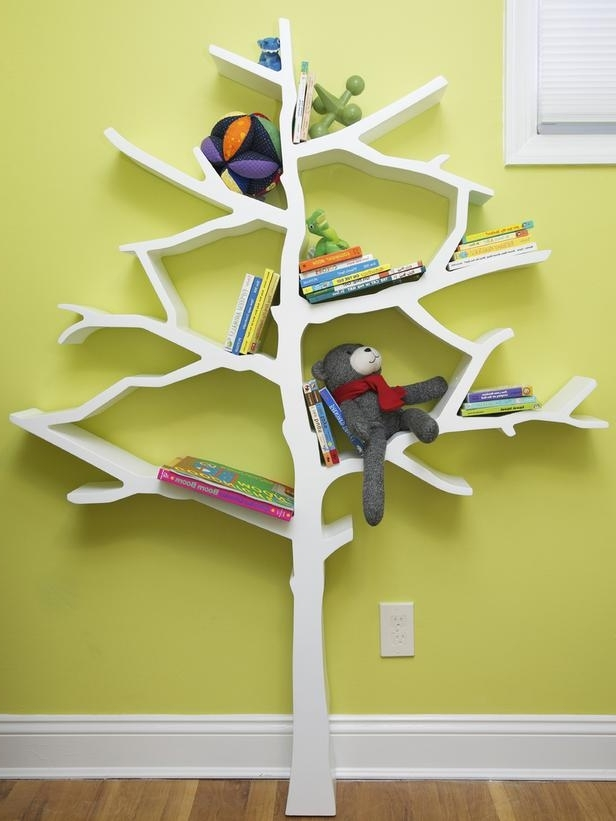 Featured Photo of Tree Bookcases