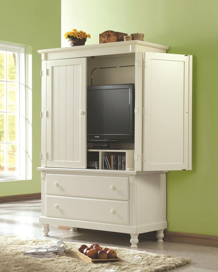 Hidden Tv Units Regarding Latest Wall Units: Extraordinary Tv Wall Cabinet With Doors Wall Cabinets (View 6 of 15)