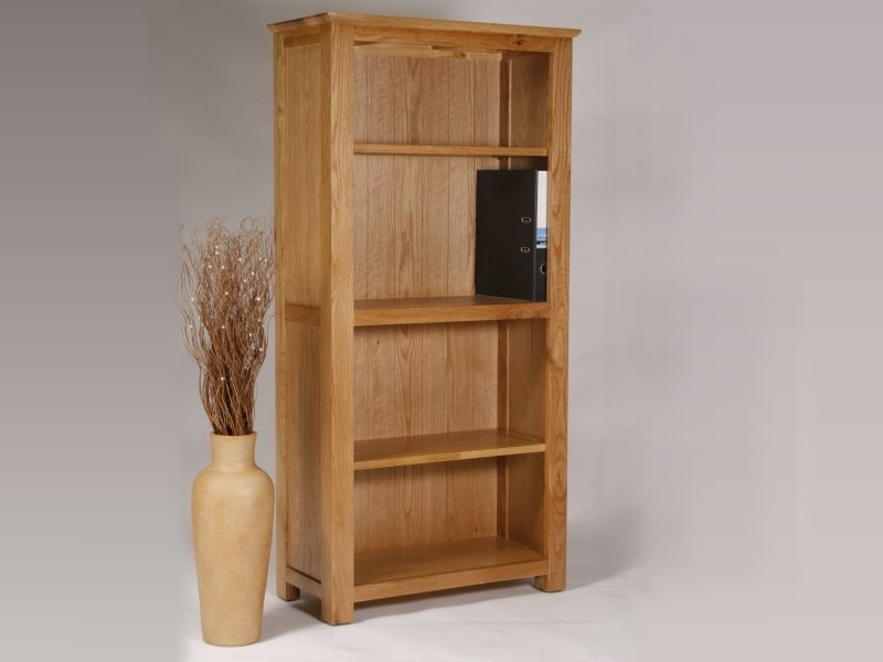High Quality Bookcases Regarding Most Recently Released Bookcases Ideas: High Quality Of Oak Bookcases Light Oak Bookcase (View 6 of 15)