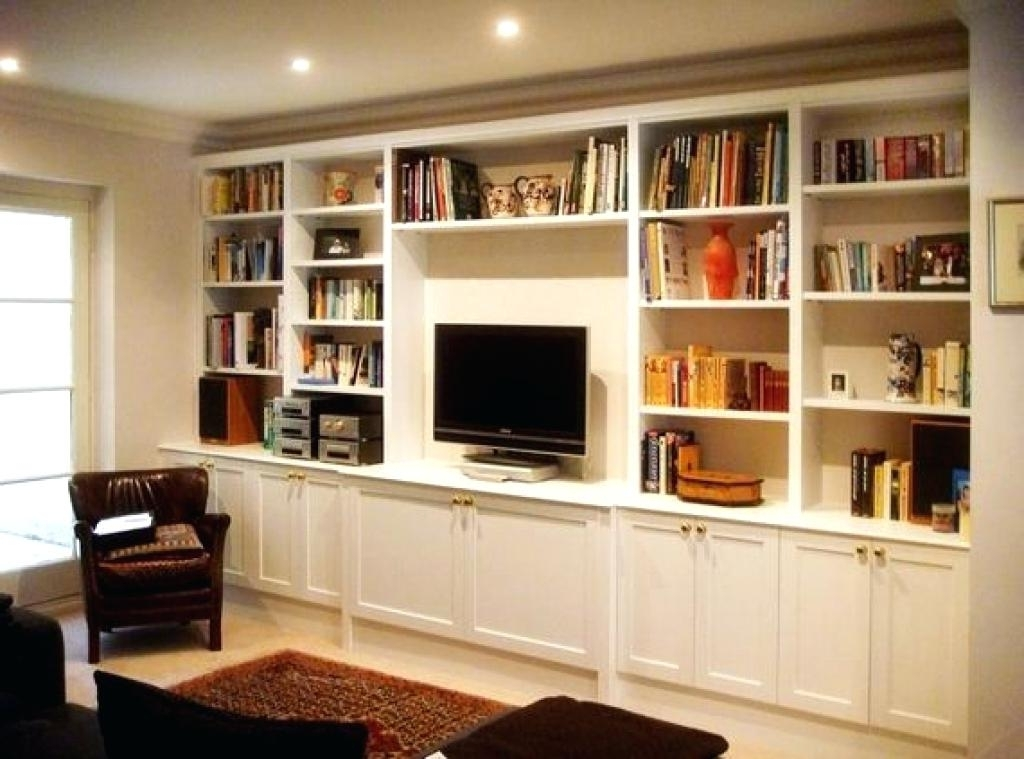 High Quality Bookshelves In Most Recent High Quality Bookcases Fitted Built In Furniture Cupboards (View 8 of 15)