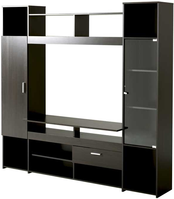 Home Furniture With Tv Storage Unit (View 3 of 15)
