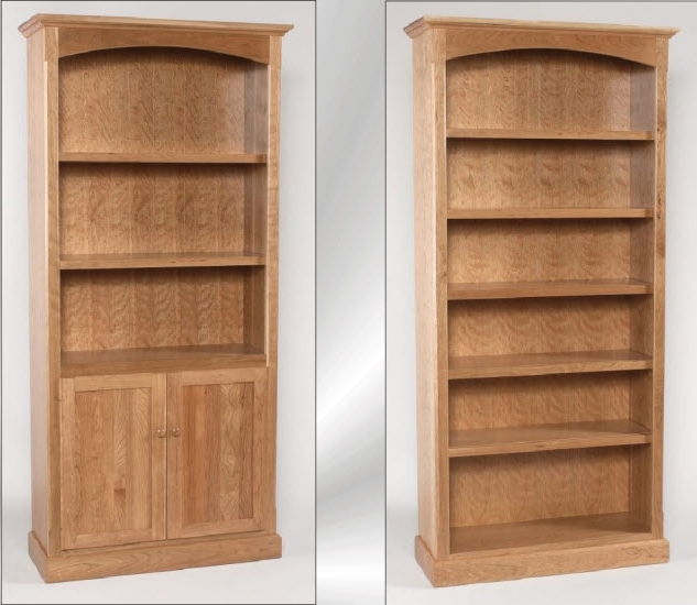 Home Office Furniture – Bookcases With Well Known 36 Inch Wide Bookcases (Gallery 2 of 15)
