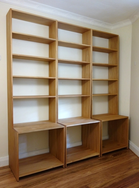 Home Vid Throughout Widely Used Pine Bookcases (View 3 of 15)