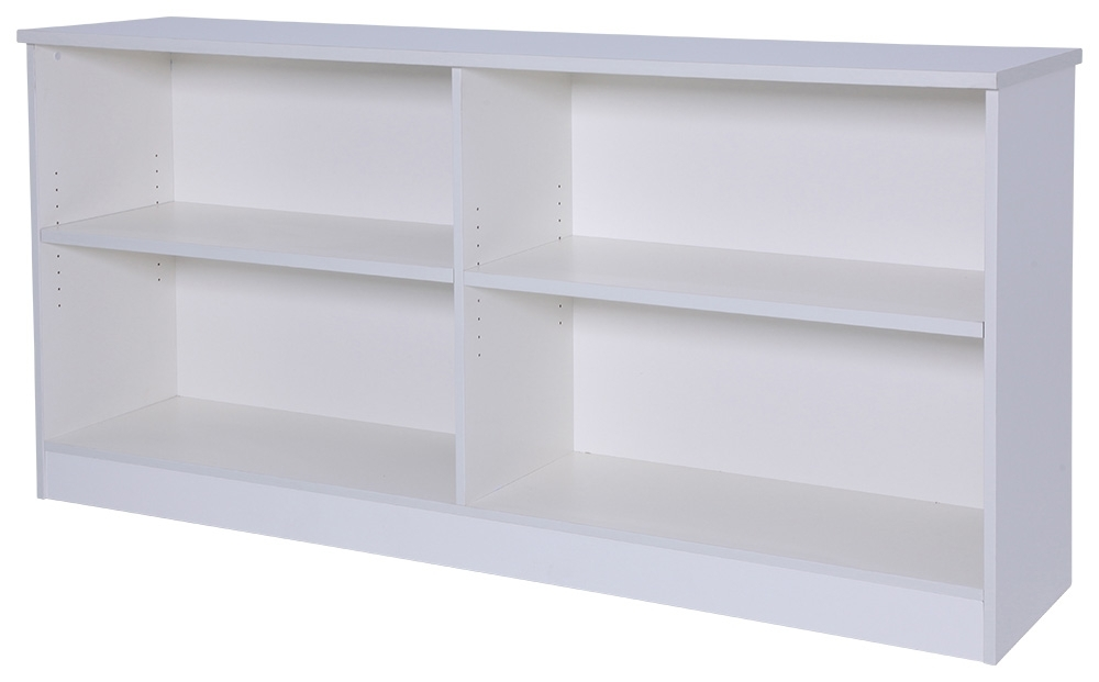 Horizontal Bookcase Storage Solution Horizontal Bookcase In Regarding Recent Long Horizontal Bookcases (View 6 of 15)