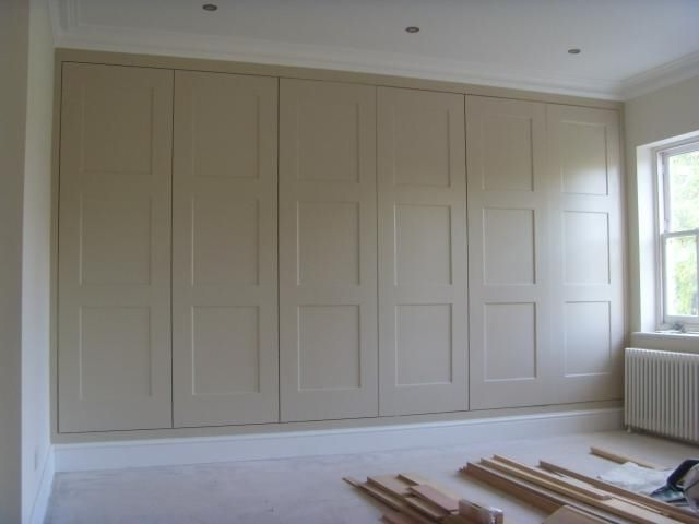 Ikea Closet Hack, Closet Within Wall Wardrobes (View 4 of 15)