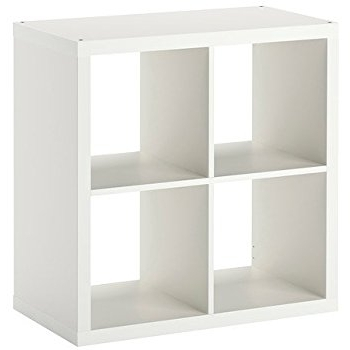 Ikea Cube Bookcases Throughout Widely Used Amazon: Ikea Kallax Bookcase Shelving Unit Cube Display (View 10 of 15)