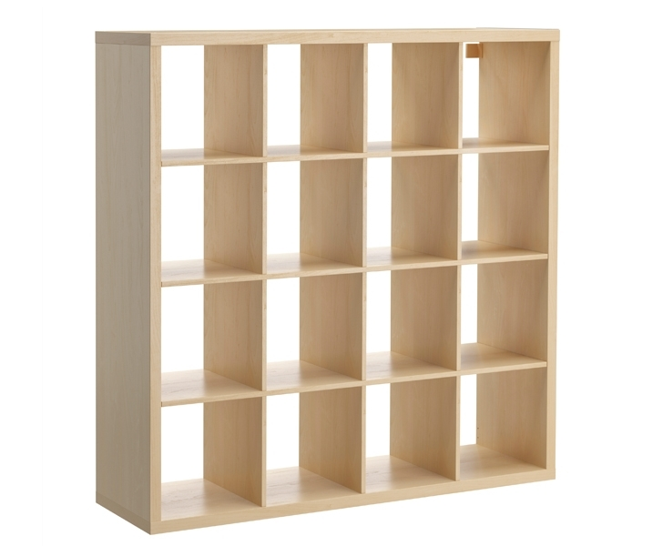 Ikea Discontinues Expedit Shelf, Launches Slimmed Down Version With Regard To Latest Expedit Bookcases (View 11 of 15)
