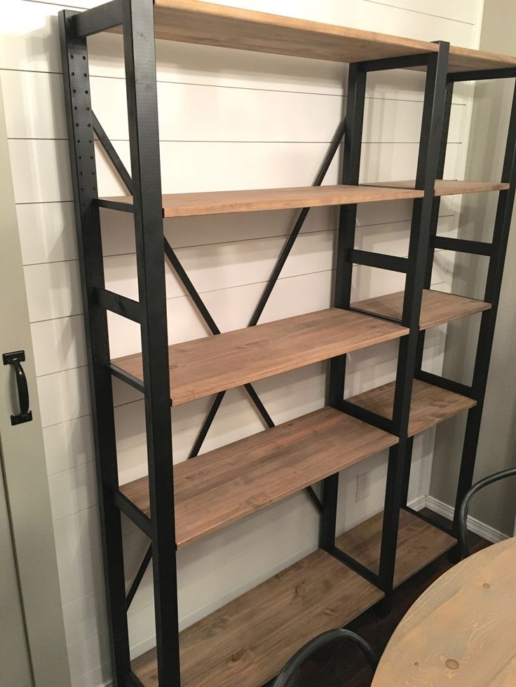 Ikea Shelving Hack (View 5 of 15)