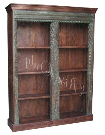 Indian Bookcase – Studenty Regarding Recent High Quality Bookcases (Gallery 11 of 15)