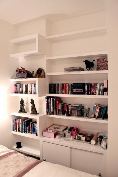 Interior Decoration Pertaining To Popular Custom Made Bookshelves (Gallery 5 of 15)