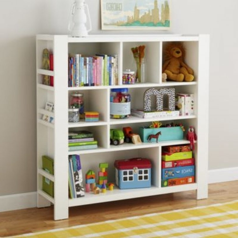 Interior Stunning Ikea Small Bookshelf Bookcase White With Boosks Throughout Preferred White Walmart Bookcases (View 6 of 15)