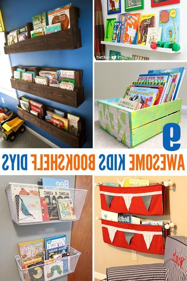Kid Bookshelves, Playrooms And (View 10 of 15)