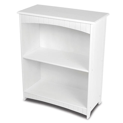 Kidkraft Nantucket 2 Shelf Bookcase White Toysrus 2 Shelf Bookcase Intended For Well Known Kidkraft Bookcases (Gallery 13 of 15)