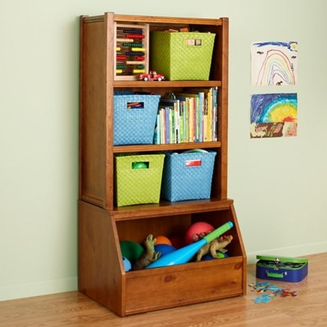 Kids Bookcases Inside Newest Bookcases Ideas: Best Sellers In Children's Bookcases Kids (View 8 of 15)