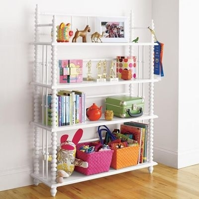 Kids Bookcases Throughout Fashionable Guest Picks: Bookshelves For Kids' Rooms (Gallery 6 of 15)