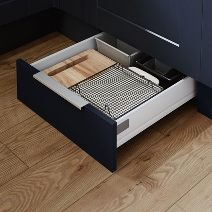 Kitchen Drawer Storage (Gallery 4 of 15)
