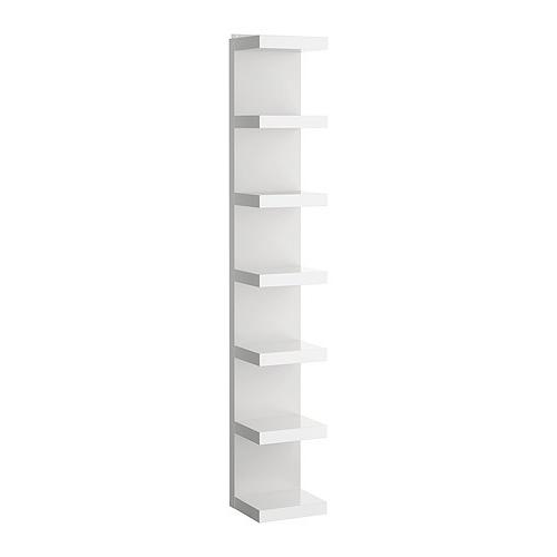 Lack Wall Shelf Unit, Black (View 5 of 15)