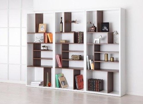 Large Bookcases In 2017 Bookcases Ideas: White Bookcases Free Shipping Wayfair White (View 8 of 15)