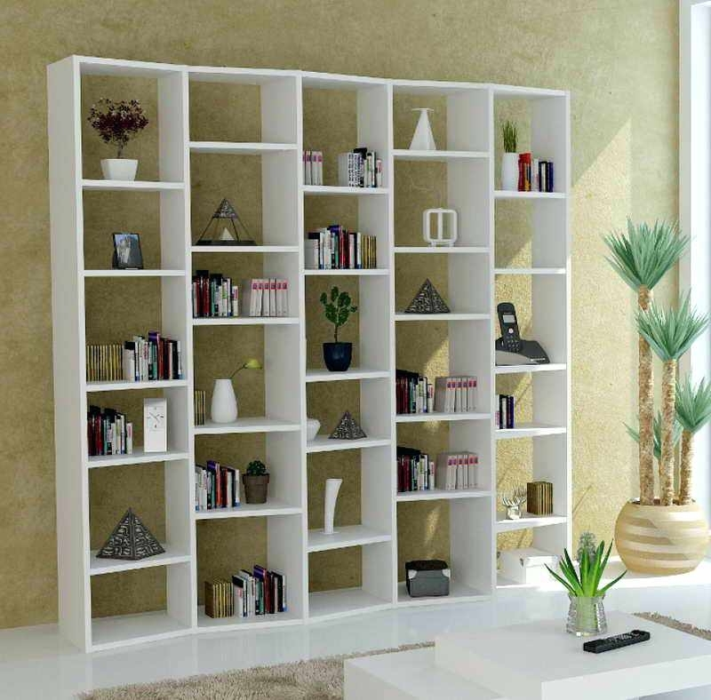 Large Bookshelves Units Pertaining To Well Known Wall Bookcase Units Retail Built In Bookshelves Classic Bookcase (View 7 of 15)