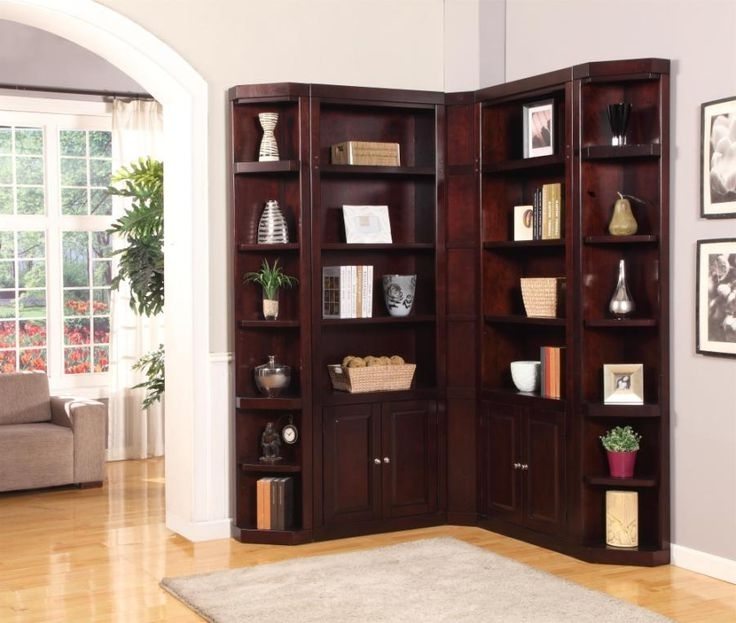 Large Bookshelves Units Throughout Preferred Wall Units (View 8 of 15)